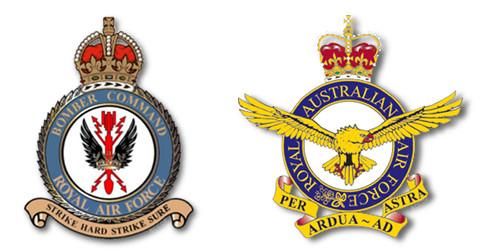 BC and RAAF Crest